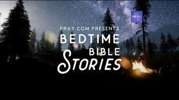Pray Inc TV Spot, 'Bedtime Bible Stories: Get Tucked In'
