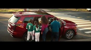 Cadillac XT6 TV Spot, 'Nuevas generaciones' [Spanish] [T1] - 134 commercial airings