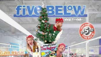 Five Below TV Spot, 'Elves: Give and Give Again'