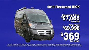 La Mesa Model Year Sell Down RV TV Spot, '2019 Fleetwood Irok: $57,000' - Thumbnail 3