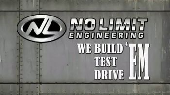 No Limit Engineering TV Spot, 'Car and Truck Enthusiasts' - Thumbnail 8