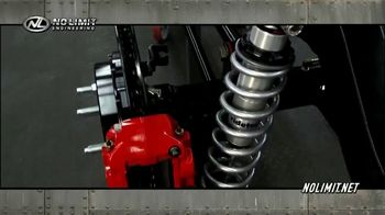 No Limit Engineering TV Spot, 'Car and Truck Enthusiasts' - Thumbnail 7