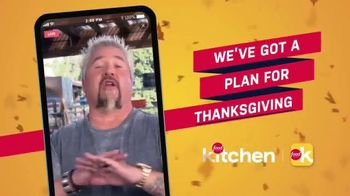 Food Network Kitchen App TV Spot, 'Got a Plan to Please' - 14 commercial airings