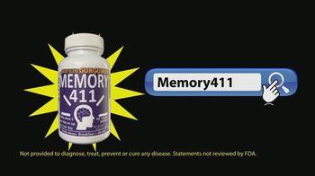 Memory 411 TV Spot, '33 Cents Per Day' - Thumbnail 3