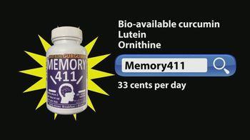 Memory 411 TV Spot, '33 Cents Per Day' - Thumbnail 1
