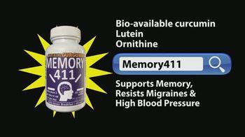 Memory 411 TV Spot, '33 Cents Per Day' - Thumbnail 2
