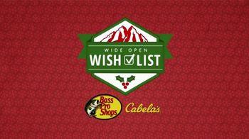 Bass Pro Shops Holiday Kickoff Sale TV Spot, 'Giant Stuffed Fish and Baitcast Reel' - Thumbnail 1