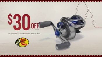 Bass Pro Shops Holiday Kickoff Sale TV Spot, 'Giant Stuffed Fish and Baitcast Reel' - Thumbnail 6