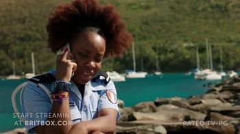 BritBox TV Spot, 'This Month: Death in Paradise'