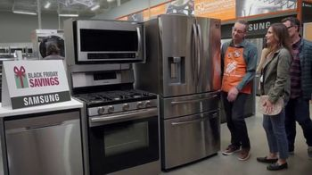 The Home Depot Black Friday Savings TV Spot, 'Ahora mismo: Whirlpool' [Spanish] - Thumbnail 2