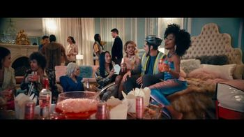 Smirnoff Spiked Sparkling Seltzer TV Spot, 'A Family Feast' Feat. Laverne Cox, Toddy Smith Song by Ella Fitzgerald - Thumbnail 1