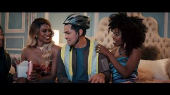 Smirnoff Spiked Sparkling Seltzer TV Spot, 'A Family Feast' Feat. Laverne Cox, Toddy Smith Song by Ella Fitzgerald - Thumbnail 2