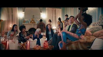 Smirnoff Spiked Sparkling Seltzer TV Spot, 'A Family Feast' Feat. Laverne Cox, Toddy Smith Song by Ella Fitzgerald - Thumbnail 3