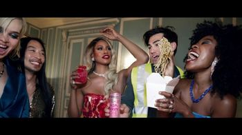 Smirnoff Spiked Sparkling Seltzer TV Spot, 'A Family Feast' Feat. Laverne Cox, Toddy Smith Song by Ella Fitzgerald