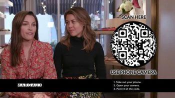 Margaux TV Spot, 'Shop Now: QR Code'