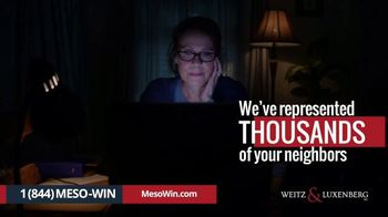 Weitz and Luxenberg TV Spot, 'Mesothelioma: Difficult Decision'