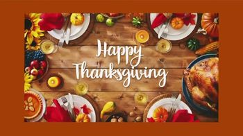 Lerner and Rowe Injury Attorneys TV Spot, 'Thanksgiving Turkey Giveaway' - Thumbnail 1