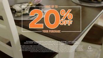 Ashley HomeStore Black Friday TV Spot, '20 Percent Off: Sofa' Song by Midnight Riot - Thumbnail 3