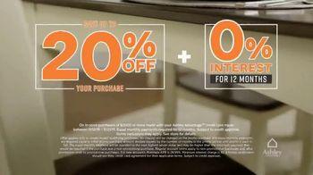 Ashley HomeStore Black Friday TV Spot, '20 Percent Off: Sofa' Song by Midnight Riot - Thumbnail 4