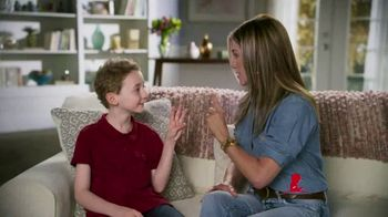 St. Jude Children's Research Hospital TV Spot, 'Thanks and Giving: Carson' Featuring Jennifer Aniston - 306 commercial airings