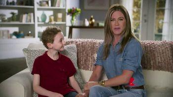 St. Jude Children's Research Hospital TV Spot, 'Carson' Featuring Jennifer Aniston