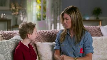 St. Jude Children's Research Hospital TV Spot, 'Thanks and Giving: Carson' Featuring Jennifer Aniston - Thumbnail 1