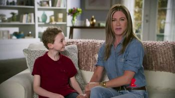 St. Jude Children's Research Hospital TV Spot, 'Thanks and Giving: Carson' Featuring Jennifer Aniston - Thumbnail 3