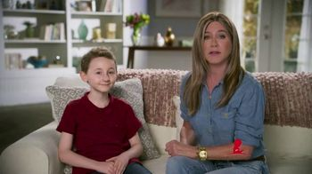 St. Jude Children's Research Hospital TV Spot, 'Thanks and Giving: Carson' Featuring Jennifer Aniston - Thumbnail 7
