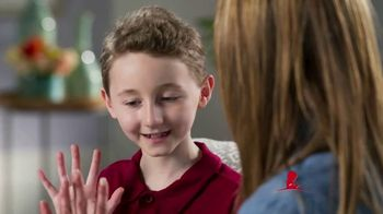 St. Jude Children's Research Hospital TV Spot, 'Thanks and Giving: Carson' Featuring Jennifer Aniston - Thumbnail 8