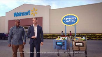 Walmart TV Spot, 'Obvious Choice Challenge: Avocados and Eggs'