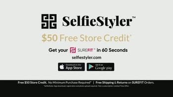 SelfieStyler TV Spot, 'Virtually Try Before You Buy: Free $50 Gift' - Thumbnail 10
