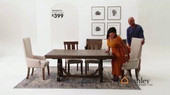 Ashley HomeStore Black Friday Sale TV Spot, 'Zero Percent Interest' Song by Midnight Riot