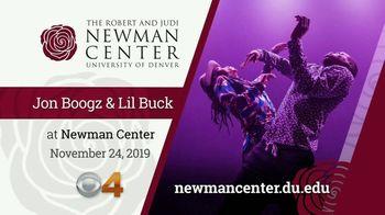 University of Denver Newman Center TV Spot, 'Jon Boogz and Lil Buck' - Thumbnail 4