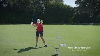Revolution Golf Sure-Speed TV Spot, 'Swing Faster and More Consistently' Featuring Martin Hall - Thumbnail 2