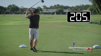 Revolution Golf Sure-Speed TV Spot, 'Swing Faster and More Consistently' Featuring Martin Hall - Thumbnail 6