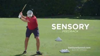 Revolution Golf Sure-Speed TV Spot, 'Swing Faster and More Consistently' Featuring Martin Hall - Thumbnail 7