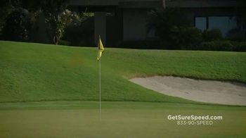 Revolution Golf Sure-Speed TV Spot, 'Swing Faster and More Consistently' Featuring Martin Hall - Thumbnail 8