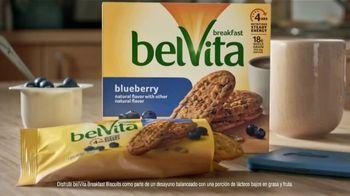 belVita Breakfast Biscuits TV Spot, 'Meetings' [Spanish]
