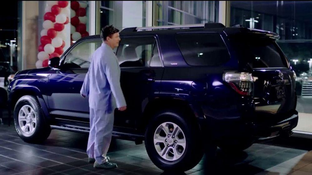 Toyota TV Commercial, 'Sleep Walking' [T2]