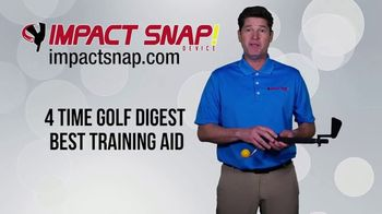 Impact Snap TV Spot, 'Consistency and Distance' - 111 commercial airings