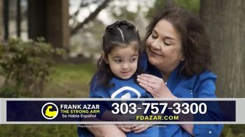 Franklin D. Azar & Associates, P.C. TV Spot, \'Sylvia\'