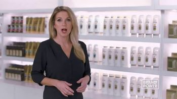 Pantene Daily Moisture Renewal Conditioner TV Spot, 'Brand Power: Repair Dry Damaged Hair'