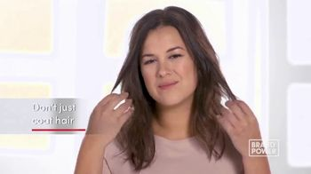 Pantene Daily Moisture Renewal Conditioner TV Spot, 'Brand Power: Repair Dry Damaged Hair' - Thumbnail 3