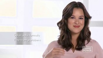 Pantene Daily Moisture Renewal Conditioner TV Spot, 'Brand Power: Repair Dry Damaged Hair' - Thumbnail 6