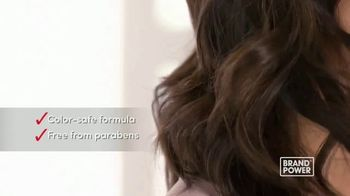 Pantene Daily Moisture Renewal Conditioner TV Spot, 'Brand Power: Repair Dry Damaged Hair' - Thumbnail 7