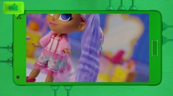 Hairdorables & HairDUDEables TV Spot, 'The Buzz: Dance, Glamp and Have Slumber Parties' - Thumbnail 3