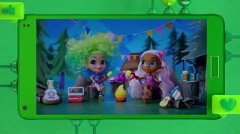Hairdorables & HairDUDEables TV Spot, 'The Buzz: Dance, Glamp and Have Slumber Parties' - Thumbnail 4