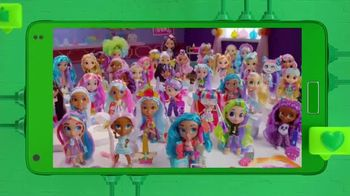 Hairdorables & HairDUDEables TV Spot, 'The Buzz: Dance, Glamp and Have Slumber Parties' - Thumbnail 5