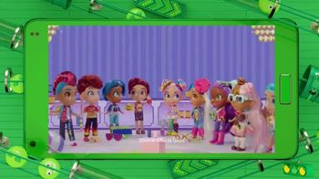 Hairdorables & HairDUDEables TV Spot, 'The Buzz: Dance, Glamp and Have Slumber Parties' - Thumbnail 9