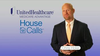 UnitedHealthcare HouseCalls TV Spot, 'Home Visits' Featuring Chris Hoke - Thumbnail 2